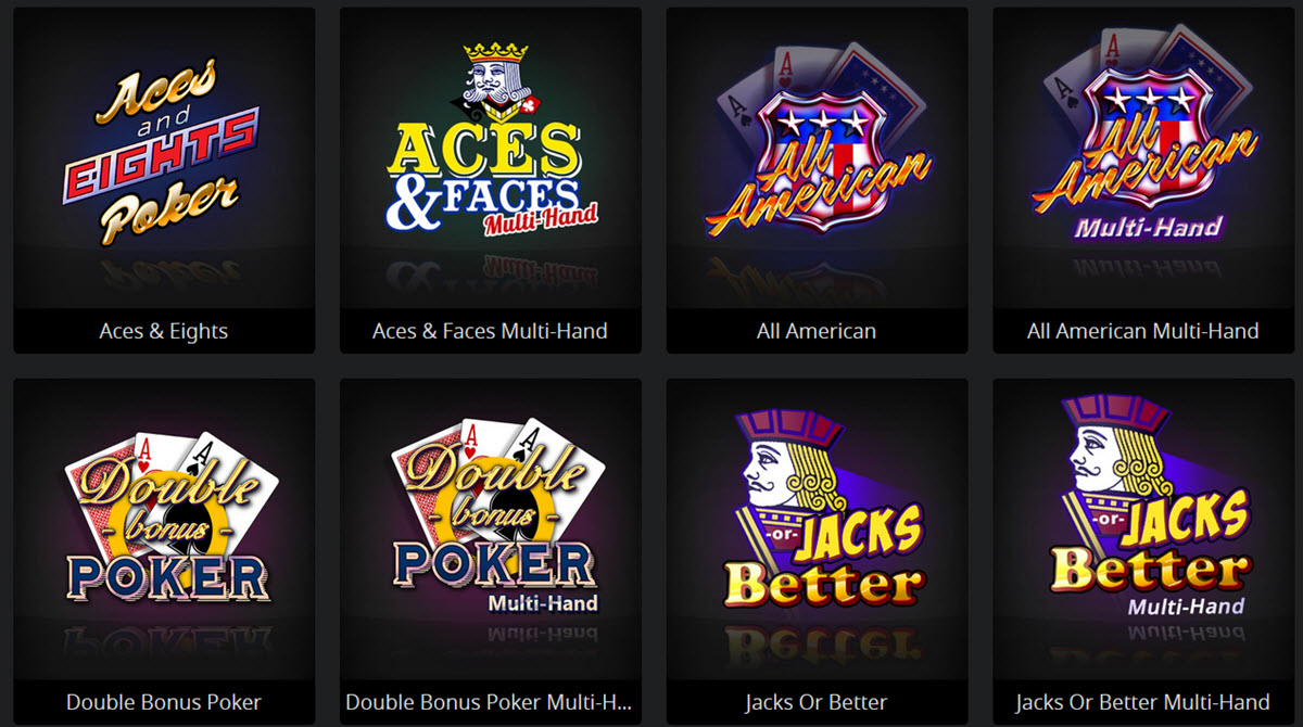 CryptoSlots videopoker