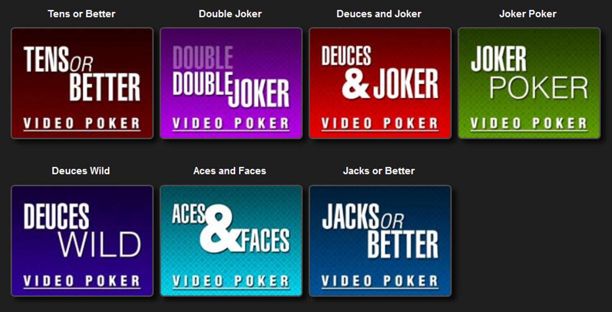 Desert Nights Casino videopoker